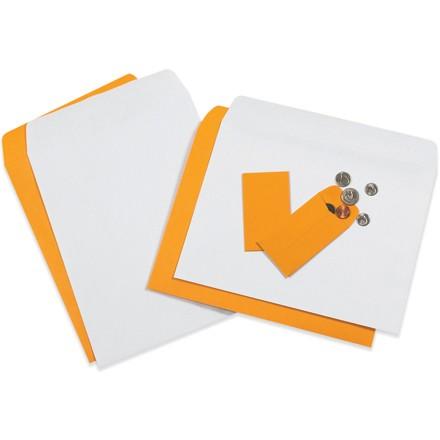 """7 1/2 x 10 1/2"""" Kraft Gummed Envelopes"""
