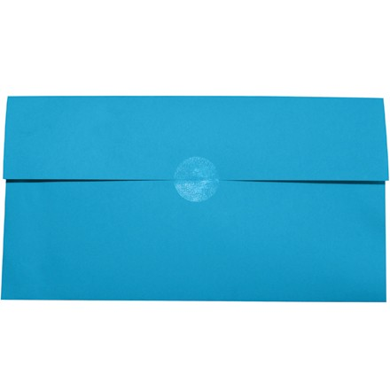 """1 1/2"""" Clear Circle Mailing Labels"""