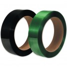 """5/8"""" x 1800' - 16"""" x 3"""" Core Polyester Strapping - Smooth"""