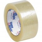 """2"""" x 110 yds. Clear """"Whisper Smooth"""" Acrylic Carton Sealing Tape"""