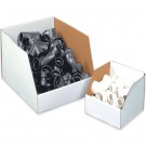 "8 x 12 x 8"" Jumbo Open Top Bin Boxes"