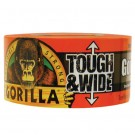 "3"" x 30 yds. Black Gorilla Duct Tape"