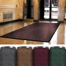 3 x 10' Burgundy Superior Vinyl Carpet Mat