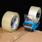 """4"""" x 72 yds. Clear (6 Pack) Tape Logic 2 Mil Acrylic Tape"""