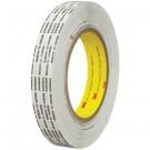 "3/4"" x 1000 yds. 3M 466XL Adhesive Transfer Tape Hand Rolls"