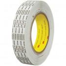 "1"" x 1000 yds. 3M 466XL Adhesive Transfer Tape Hand Rolls"