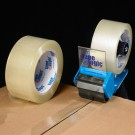 "4"" x 72 yds. Clear Tape Logic® 1.8 Mil Acrylic Tape"