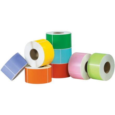 Thermal Transfer Labels & Ribbons