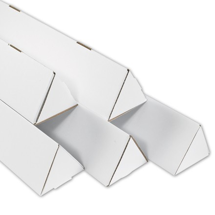 Triangle Mailing Tubes