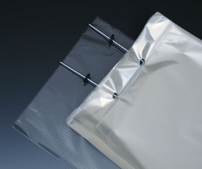 Wicketed Poly Food Bags